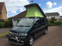 Ford Frieda 2.5td camper van professional conversion full side kitchen rock roller bed 4wd 4 berth