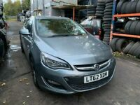 VAUXHALL ASTRA SRI 2012 1.4 PETROL- BREAKING / SPARES
