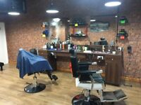 new barbershop for sale in Irlam Manchester