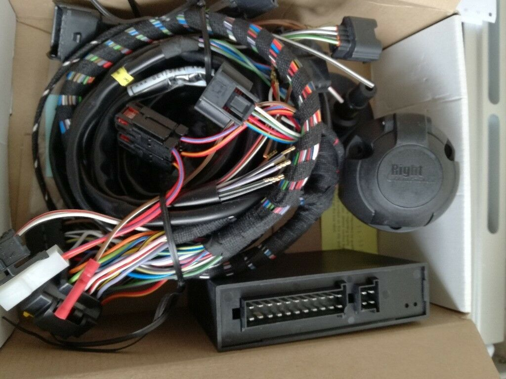 Terrific Wiring Harness For Tow Bar Renault Vauxhall In Consett County Wiring Cloud Hisonuggs Outletorg