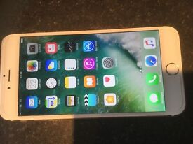 iPhone 6 Plus. Gold. Locked to virgin/EE, sorry no charger