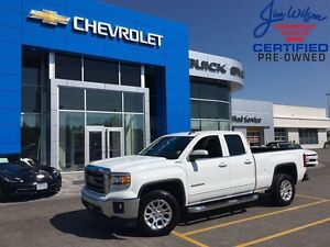 2015 GMC Sierra 1500 SLE Z71 KODIAK 5.3L V8 4X4 REMOTE START!!!