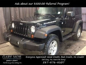 2011 Jeep Wrangler Rubicon Hard Top