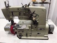UNION SPECIAL34500 Single Needle Chain Stitch Industrial sewing machine