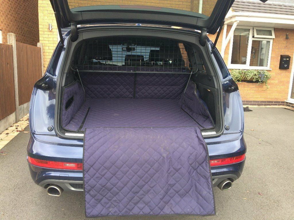 Quality Car Boot Liner for Audi Q7