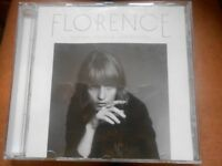 FLORENCE CD - HOW BIG, HOW BLUE, HOW BEAUTIFUL