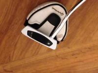 Taylormade Taylor ghost putter R/H