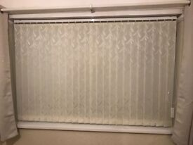 Vertial and Roller Blinds