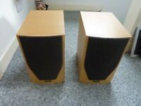 Mission M72 standmount hi-fi speakers