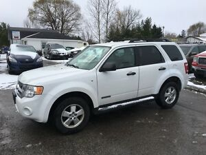 2008 Ford Escape XLT 4WD London Ontario image 11