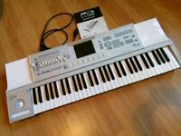 Korg M3 Music Workstation Keyboard. Expanded V2.0