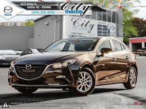 2016 Mazda MAZDA3 SPORT GS GS LOW KMS!