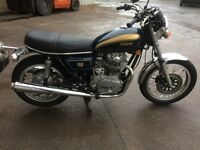 Yamaha XS650D 1977 US Import