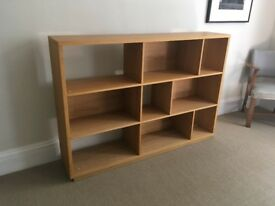 Large Habitat Book shelf for Sale