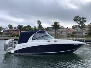 Searay 335 Sundancer Boat - Immaculate Condition