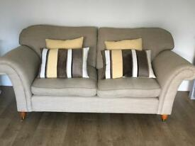 2 x Laura Ashley sofas