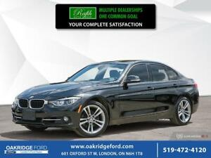 2018 BMW 3 Series 4DR SDN 330I Xdrive