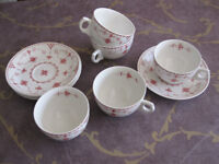 Furnivals tea cups