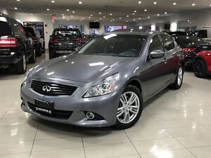 2013 Infiniti G37X LUXURY|1 OWNER|NO ACCIDENT|LOW MILLAGE|CERTIF
