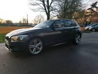 BMW 1 series M sport full service history one years mot vocher
