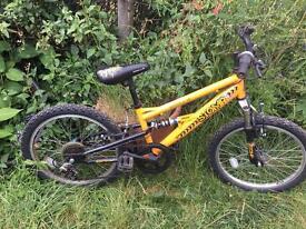 Boys bike, 24 inch wheels