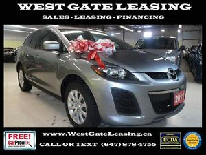 2011 Mazda CX-7 GX | AUTO | ONE OWNER |