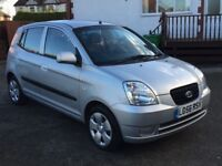 2006 KIA PICANTO 1.0 GS, 62,000 MILES, MOT TILL OCTOBER, 2 FORMER KEEPER, IDEAL FOR NEW DRIVER
