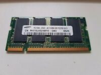 512MB DDR1 Laptop