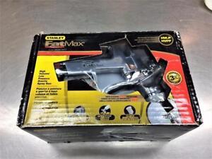 Pistolet à peinture HVLP gravité STANLEY 70-118  ***Produit Neuf*** #F024830