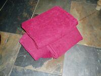Good quality M&S dog towels