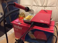 Weller Whs40 + extra tip + year warranty