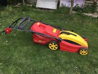 Wolf-Garten Ambition A34 E Electric Rotary Lawn Mower