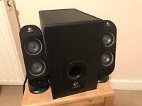 Logitech x230 PC speakers 2+1 32W