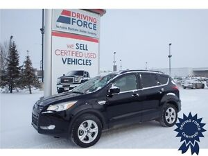 2016 Ford Escape SE - 5 Passenger, Heated Mirrors, 16,555 KMs Edmonton Edmonton Area image 1