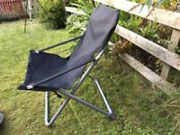 Folded Camping Chair/ Portable Outside Garden Chair