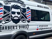 Barber's Direct Mobile Barbershop