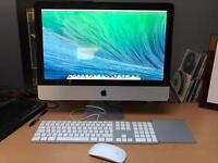 "Apple iMac 21.5"" i5 8GB Ram Very Fast desktop"