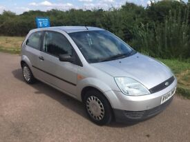 2004 Ford Fiesta 1.25 LX 3dr Hatchback - Drives Well