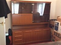 Large Cabinet Dresser FREE