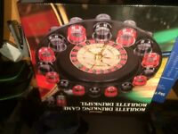 Roulette Drinking Games