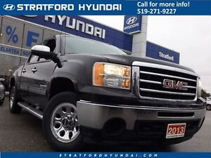 2013 GMC Sierra 1500 SL NEVADA | 4X4 | V8 | CREW CAB | CHROME |