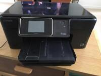 HP Photosmart Plus B210a printer and scanner