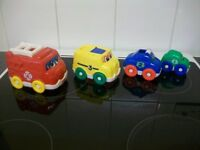 Fisher Price Stacking Cars Toy