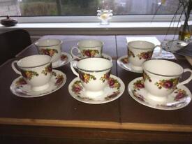 Vintage Afternoon tea set