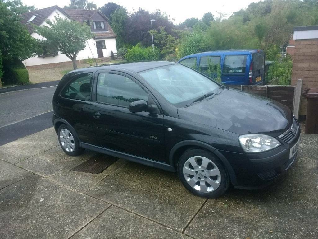 vauxhall corsa 2006 1 2 sxi in norwich norfolk gumtree. Black Bedroom Furniture Sets. Home Design Ideas