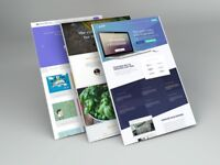 Professional responsive website development for your business