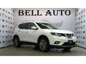 2014 Nissan Rogue SL AWD NAVIGATION 360 CAMERA LEATHER PANOROOF