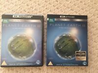 Planet Earth II - 4K UHD - Blu-ray - Digital - New & Factory Sealed
