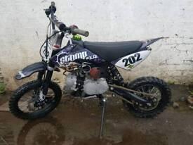 Stomp 110cc