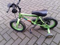 Kids Bike in near new condition
